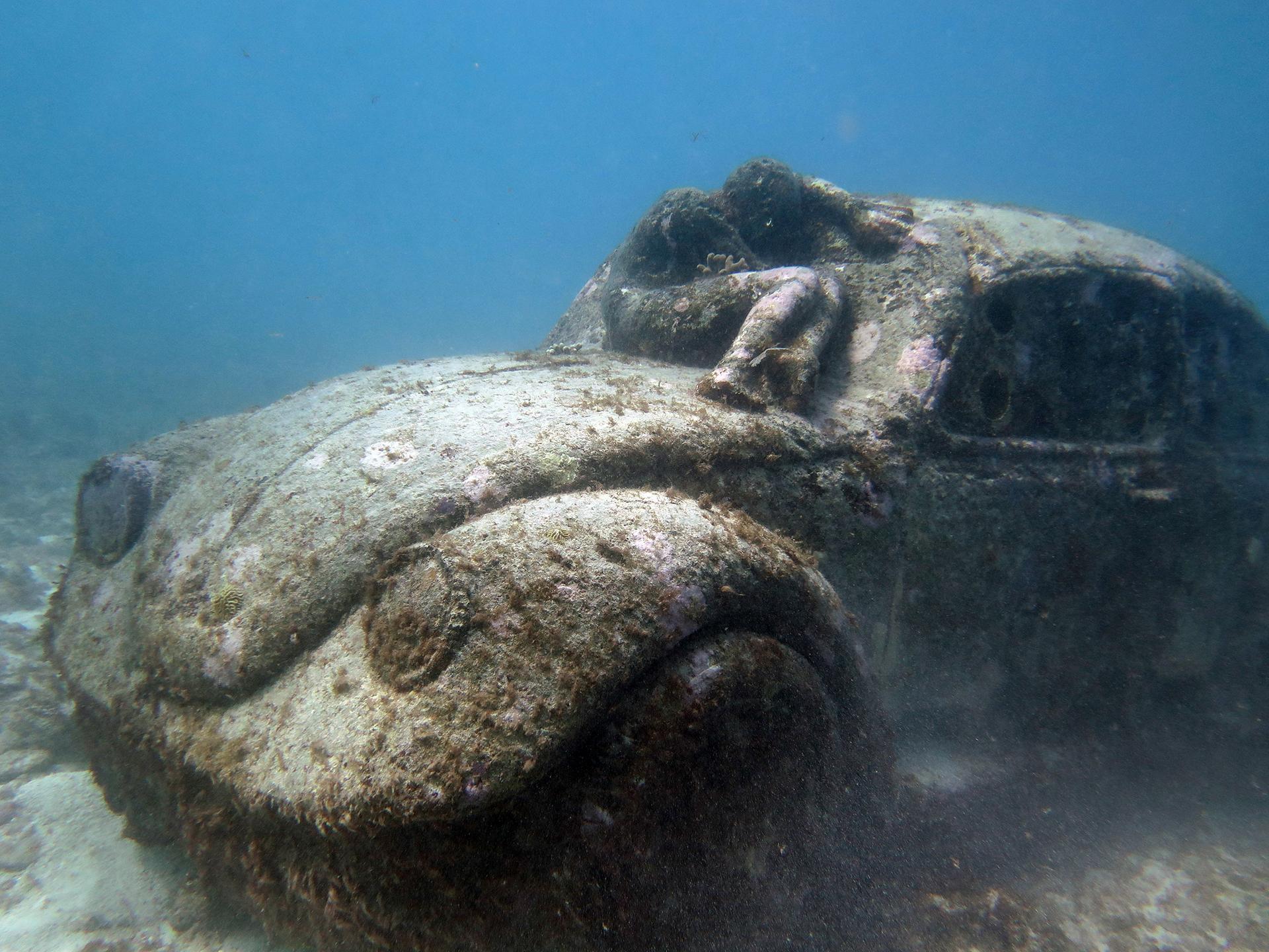 MUSA - Underwater Museum of Isla Mujeres